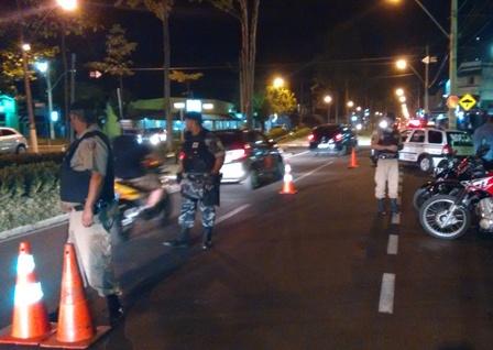 Foto da Policia Militar de Araxá