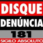 DISQUE DENUNCIA 181